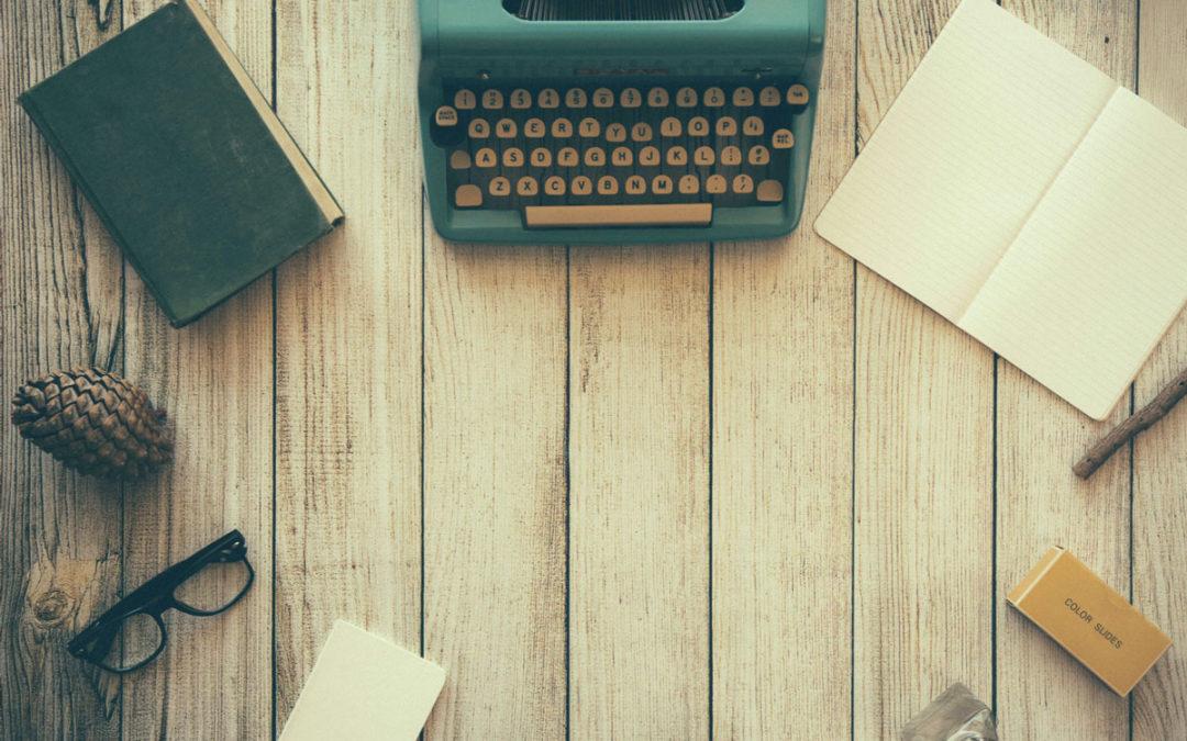 Comment se passe un atelier d'écriture en ligne ?